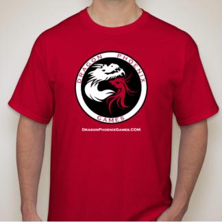 Dragon Phoenix Games t-shirt