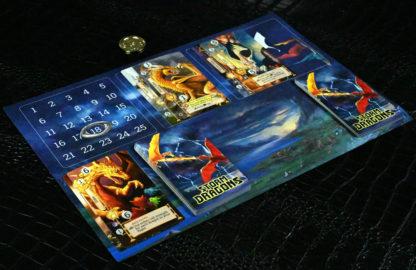 Storm Dragons player mat