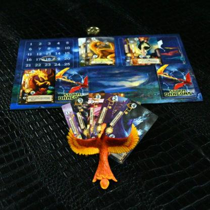 Phoenix directs a flight of Storm Dragons into battle