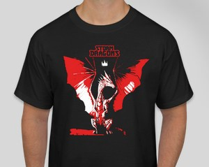 Storm Dragons t-shirt